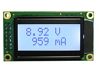 Цифровой вольтметр постоянного тока