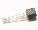2SC2274F, TO-92, NPN, 50V, 0.5А