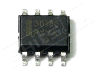 NCL30160DR2G, 1A, Constant-Current Buck Regulator for Driving High Power LEDs, SO-8