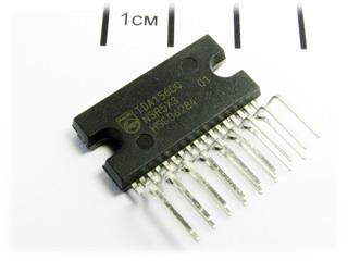 Tda1560q - умзч класса н