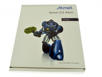 Atmel-ICE-BASIC - программатор-отладчик